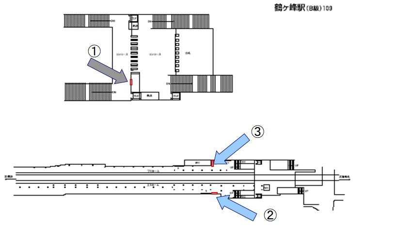 鶴ヶ峰駅媒体画像