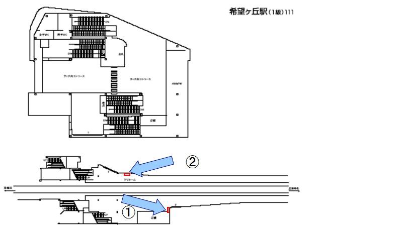 希望ヶ丘駅媒体画像