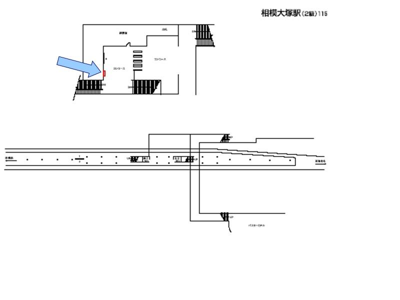 相模大塚駅媒体画像
