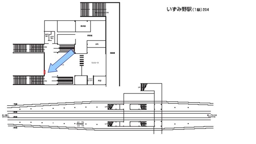 いずみ野駅媒体画像