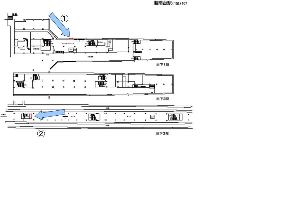 湘南台駅媒体画像
