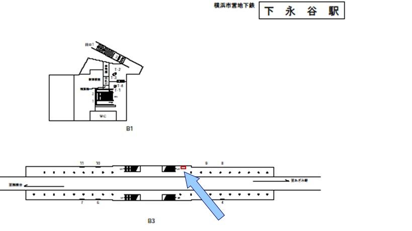 下永谷駅媒体画像