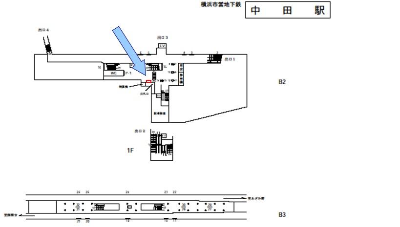 中田駅媒体画像