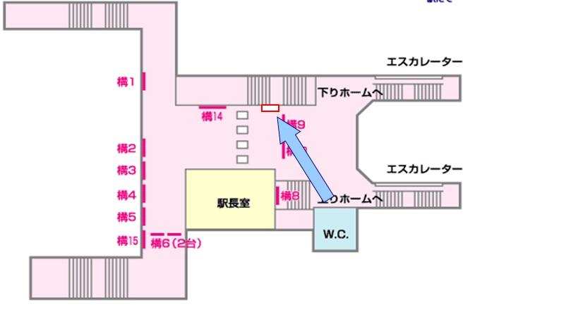 船橋競馬場駅媒体画像