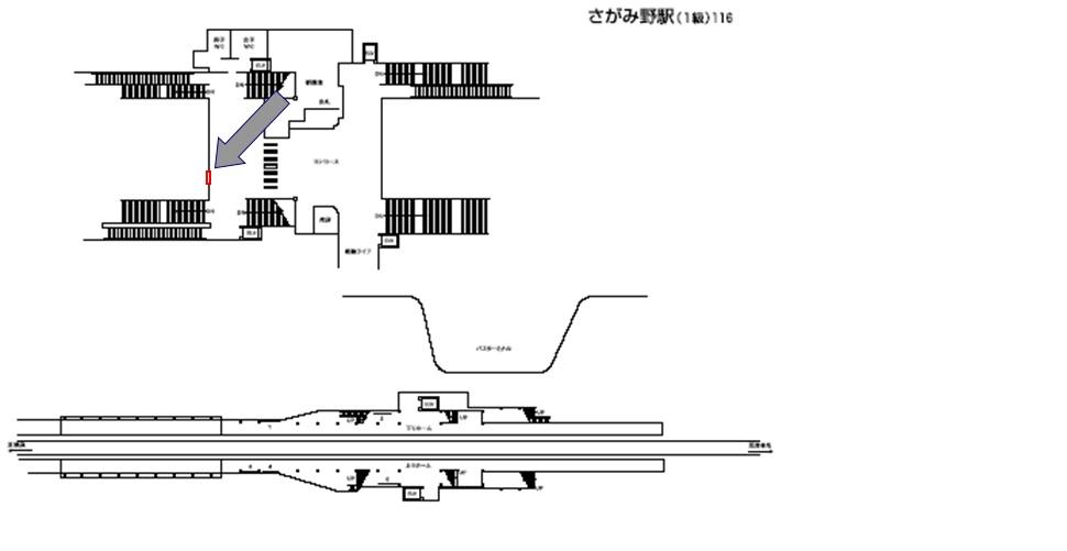 さがみ野駅※媒体画像